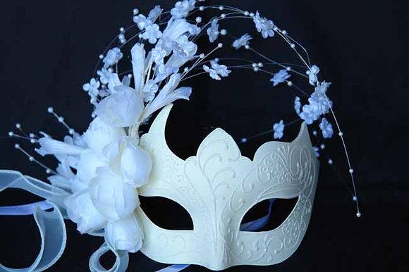 Bridal Masquerade Mask