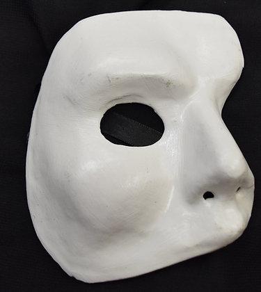 Basic Phantom Style Masquerade Mask