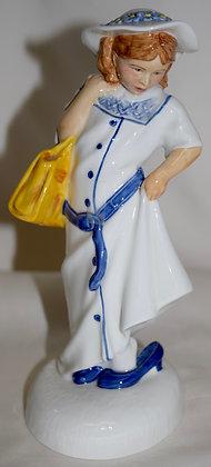 HN 2964 Dressing Up Royal Doulton Figurine