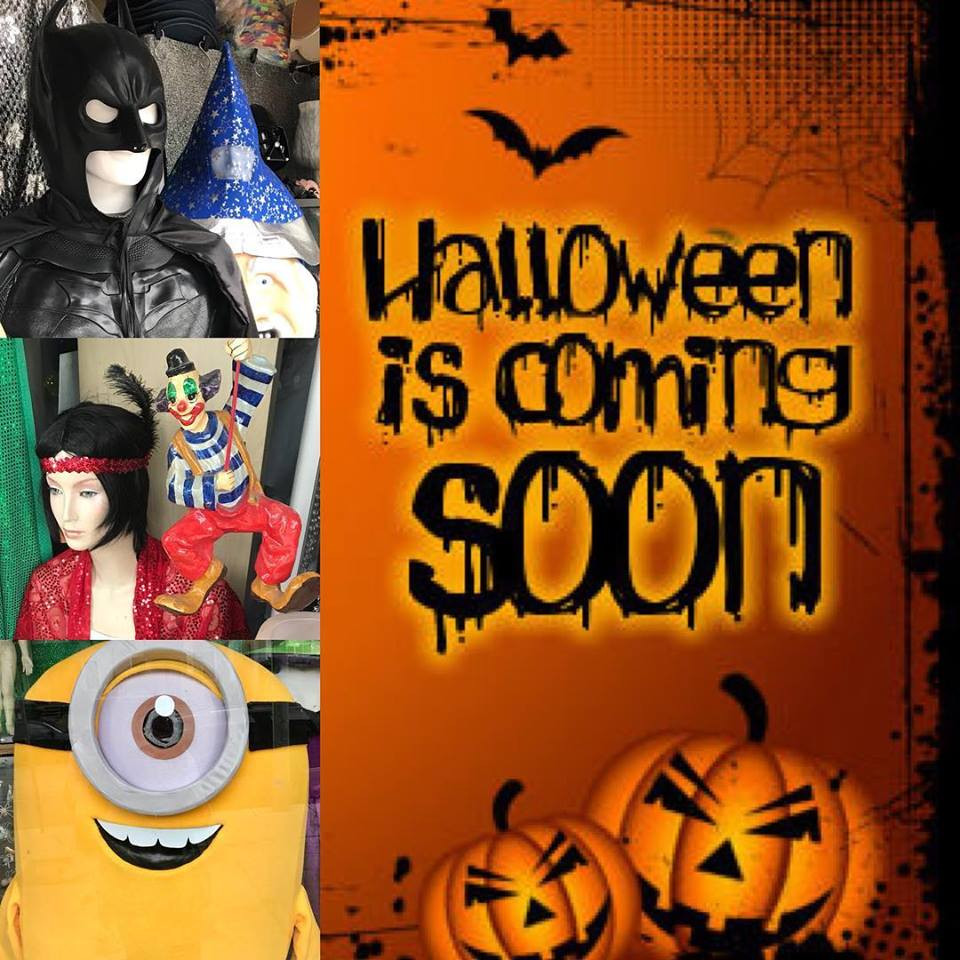 Halloween season is here! We have a huge variety of new and slightly used halloween costumes available in store in Toronto. Dress your kid(s) and allow us to help you stay in budget. Want to DYI your halloween costume? let us help you find your pieces. Let one of our amazing staff help you find what you need to celebrate this year's halloween