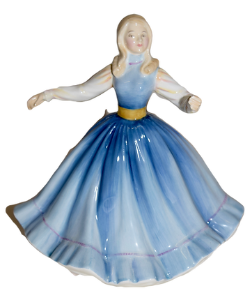 HN 2392 Jennifer Royal Doulton Figurine