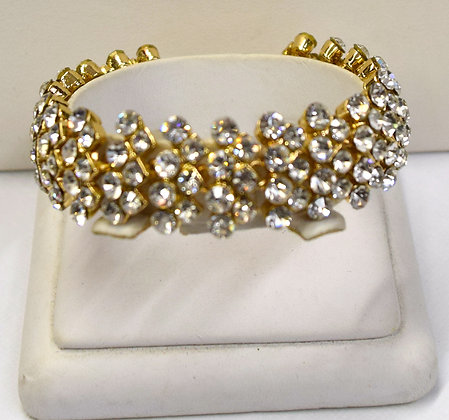 Fashion Costume Rhinestone Bracelet