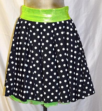 Adult Vintage Jazzamatazz Dancewear Skirt Small