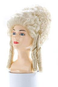 Marie Antoinette Style Victorian Wig Blonde