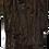 Vintage The Fur Gallery Dark Choc Mink Fur Coat