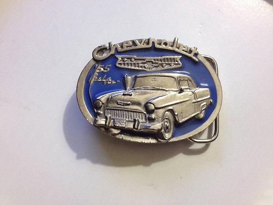 Vintage Chevrolet Belt Buckle