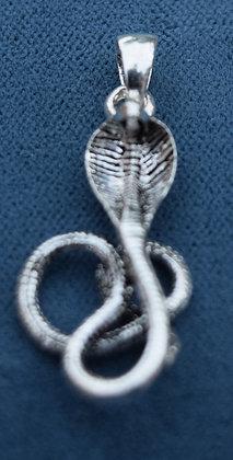 Cobra 925 Silver Pendant