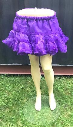 Burleska Purple Petticoat Crinoline
