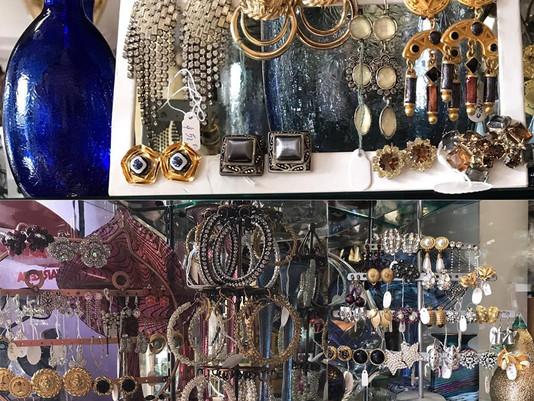 Vintage & New Costume Jewellery Earrings