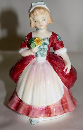 HN 2107 Valerie Royal Doulton Figurine