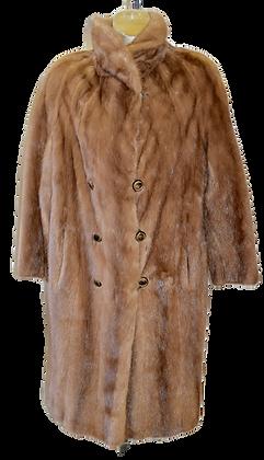 Vintage Eaton Caramel Mink Fur Coat