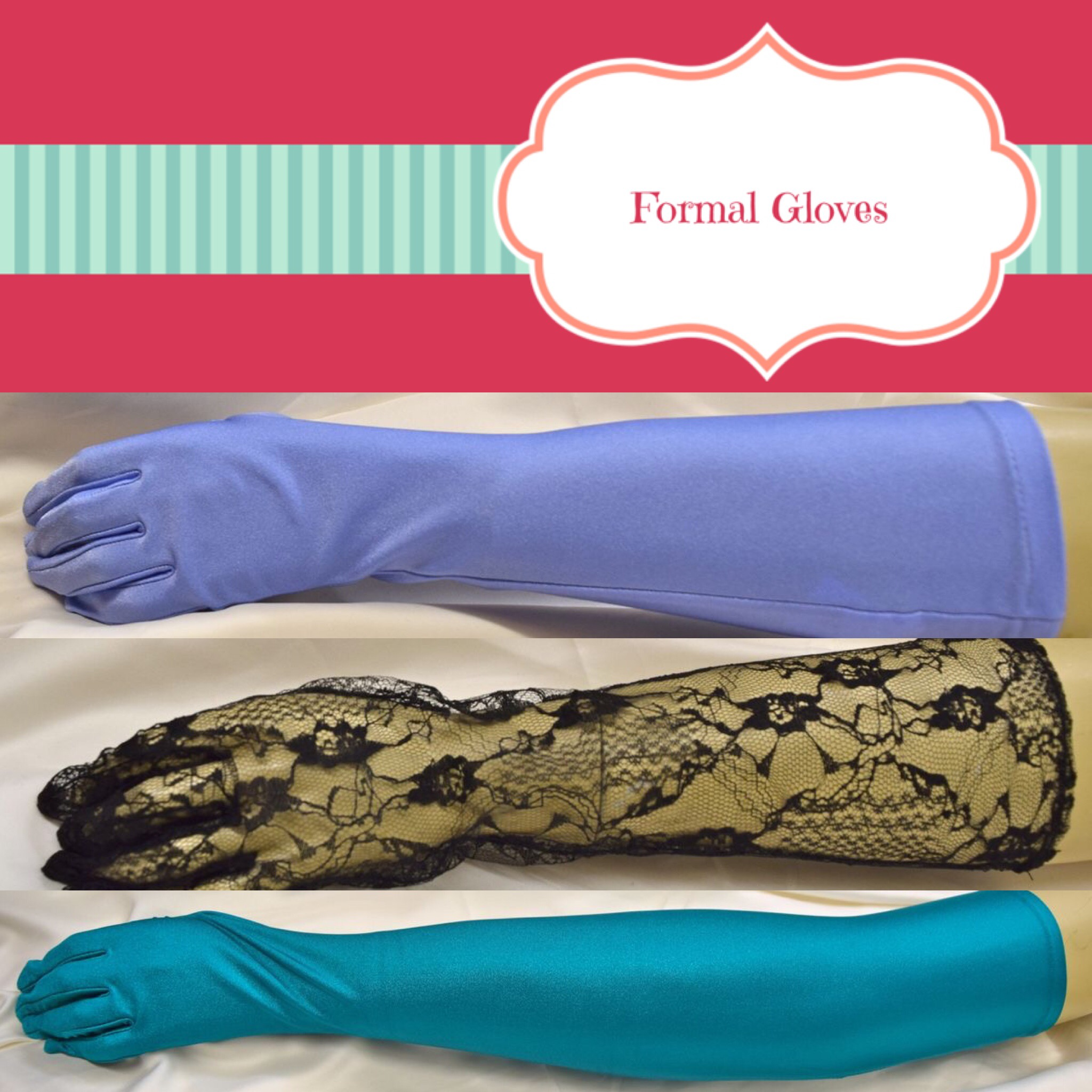 Formal & Costume Gloves