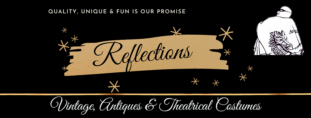 Vintage, Antique and Theatrical Costumes Online