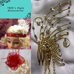 1920's Style Accessories