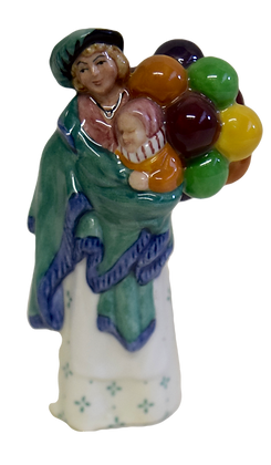 HN 2130 The Balloon Seller (Small) Style Two Royal Doulton Figurine