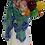 Thumbnail: HN 2130 The Balloon Seller (Small) Style Two Royal Doulton Figurine