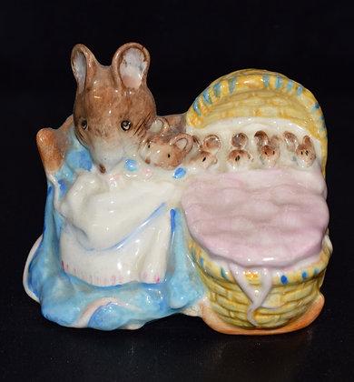 Beatrix Potter's Hunca Munca