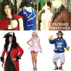 Theatrical Package Costumes