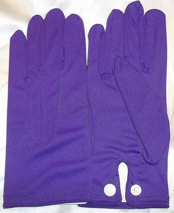 Gentleman Gloves Purple
