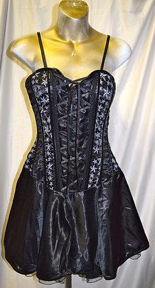 Burleska Corset Dress Large