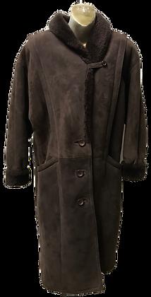Vintage MP & W Lady's Mouton Jacket