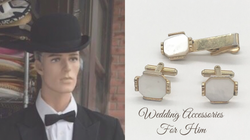 Wedding Accessories For Him