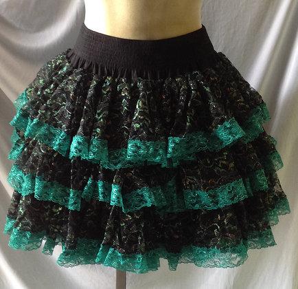 Deluxe Lace Petticoat Crinoline