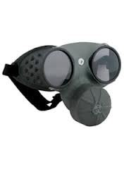 Costume Gas Mask Goggle