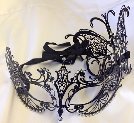 Butterfly Laser Cut Masquerade Mask