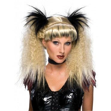 Futuristic Witch Theatrical Wig