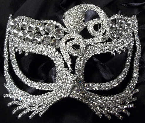 Masquerade Mask Czechoslovakia Style MDA