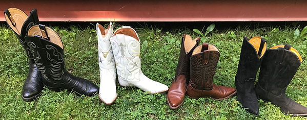 Vintage Western Boots online in Canada