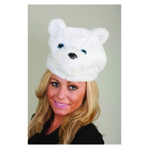 Polar Bear Costume Hat