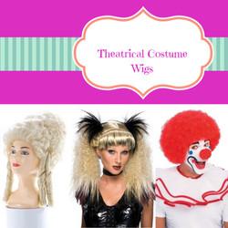 Theatrical Costume Wigs