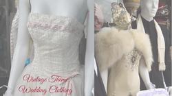 Vintage Theme Wedding Clothing