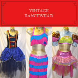 Vintage Dancewear