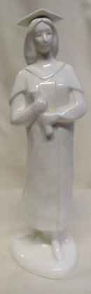 HN 3942 Images Graduation (female) Royal Doulton Figurine