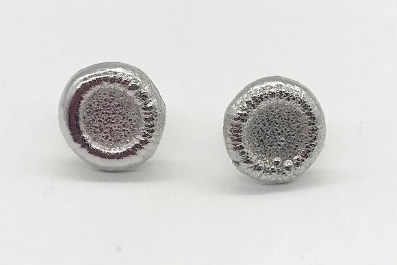 Vintage Cufflinks Round Shape Button Style