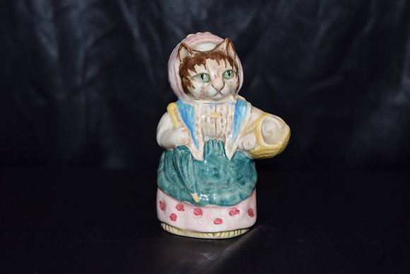 Beatrix Potter's Cousin Ribby