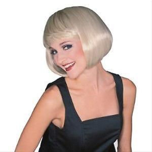Blonde Bob Theatrical Wig
