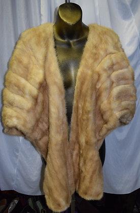 Vintage Magder Furs Garments Toronto Mink Stole