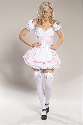 Candy Striper Adult Costume Large