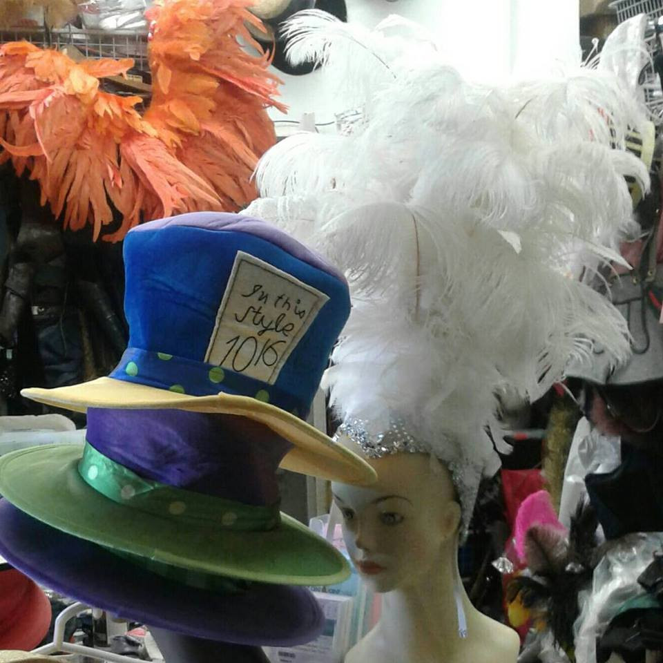 Attending or organizing a theme party or festival? Finish off your outfit with a fun party hat!