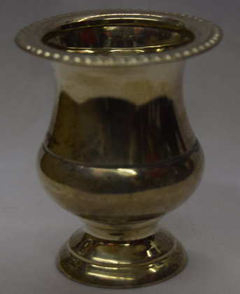 Antique International Sterling Co. Small Vase