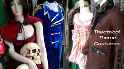Theatrical Theme Costumes
