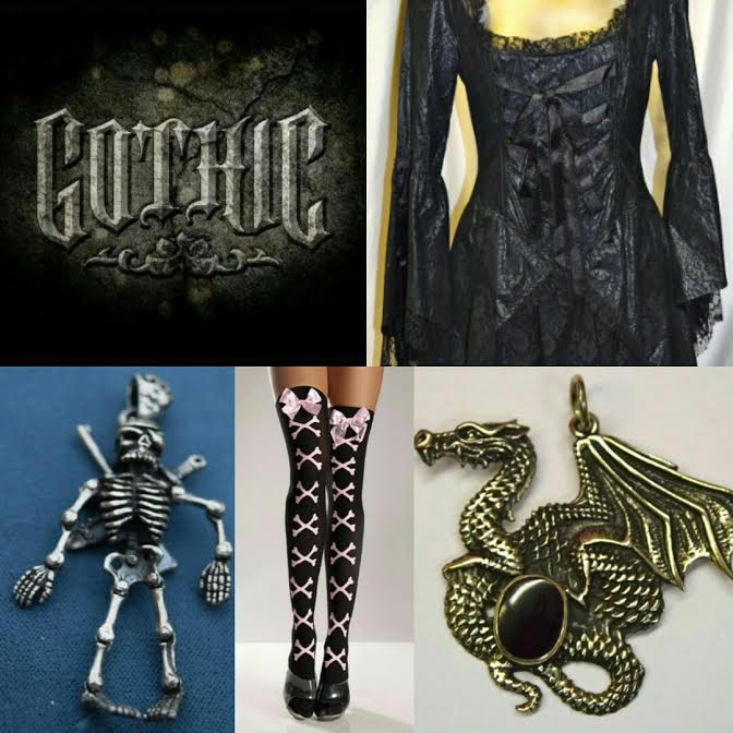 Gothic & Punk Fashion