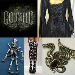 Gothic & Punk Fashion