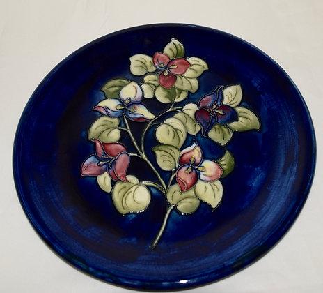 Antique Moorcroft Pottery Plate