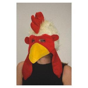 Chicken Costume Hat & Mask