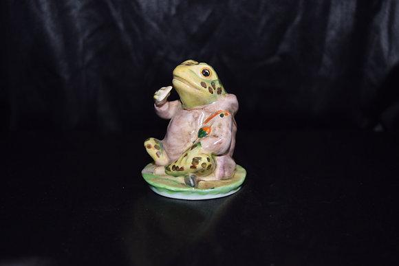 Beatrix Potter's Mr. Jeremy Fisher